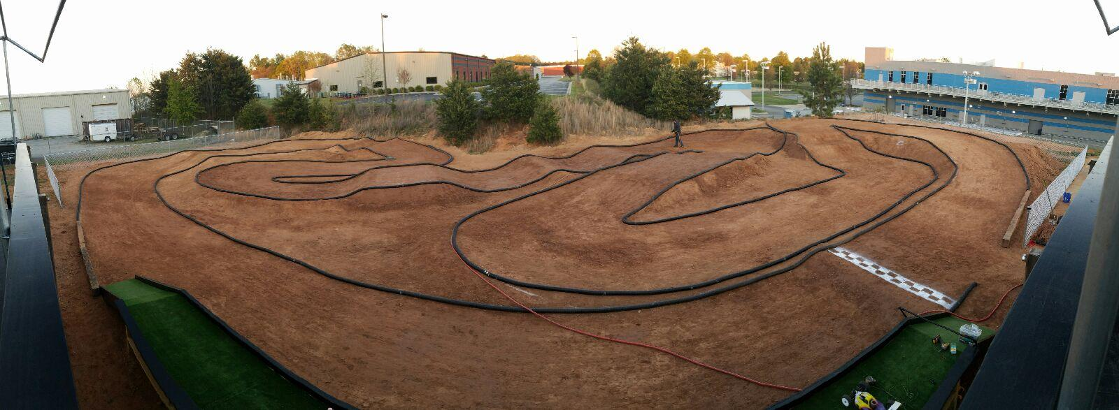 Building Your Own Backyard RC Track - The RC Talk Spot